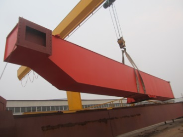 2sets of gantry cranes are delivered to India