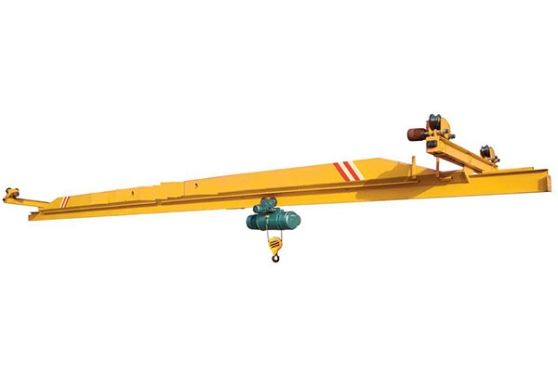 Underhung Single Girder Overhead Crane